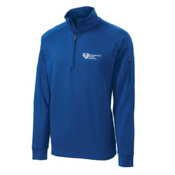 Mens Tech Fleece Full-Zip Hooded Jacket